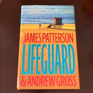 Book 📖Life Guard by James Patterson